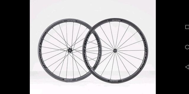 Aeolus ProR3, clincher, barely used, one year warranty left