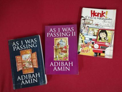 Books by Lovely Malaysian Writers