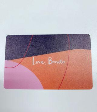 Love Bonito Gift Card