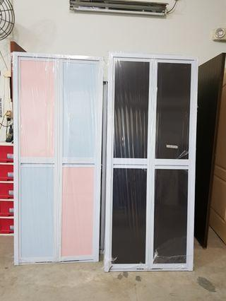 Toilet Door ( Bifold Door)