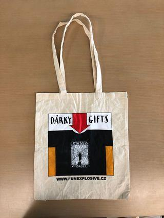Canvas Tote Bag (from Prague)