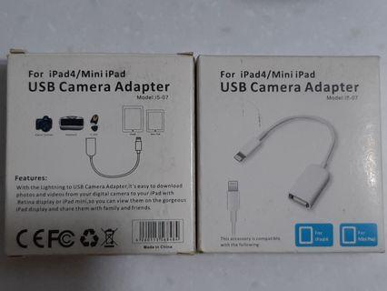 🚚 Lighting to USB drive