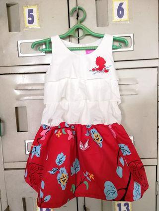 Snow White kiddie Dress