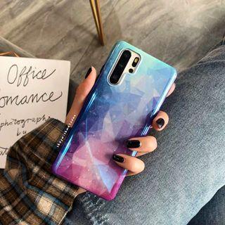 Crystal Galaxy Huawei P30 / Mate 20 / P20 / Nova 3i casing