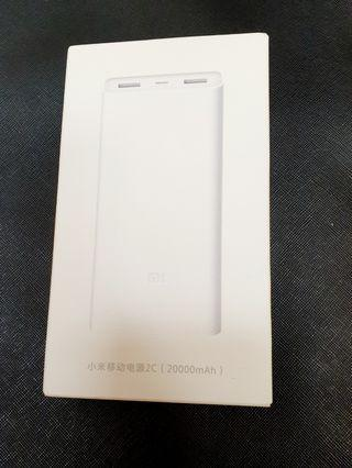 🚚 Xiaomi Powerbank 20000mAh