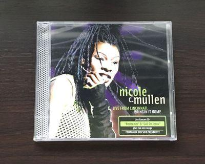 Nicole C. Mullen - Live From Cincinnati, Bringin' It Home