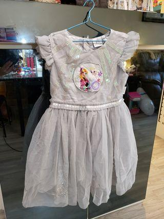 正版迪士尼Elsa公主紗裙