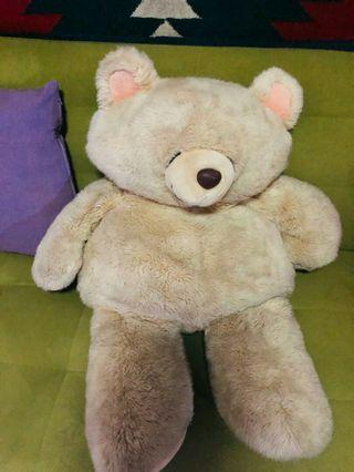 Boneka Teddy Bear Besar import made in England