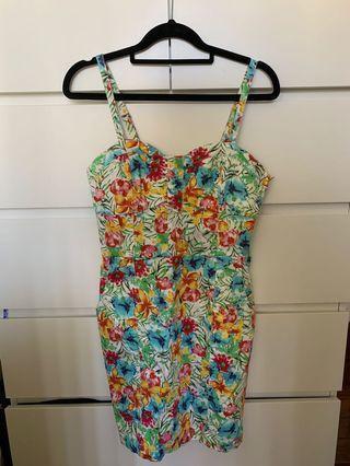 Sports girl summer dress