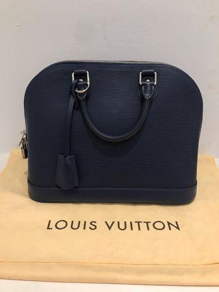 Louis Vuitton Alma Epi Leather PM