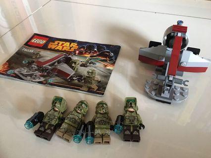 🚚 Lego Star Wars #75035