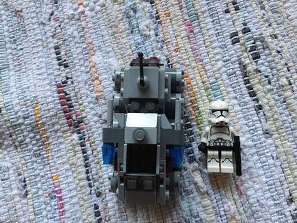 🚚 Lego Star Wars Microfighter #75028