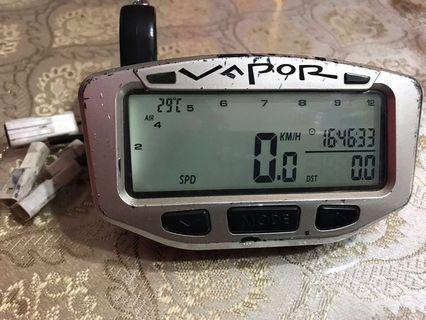 Trailtech vapor meter