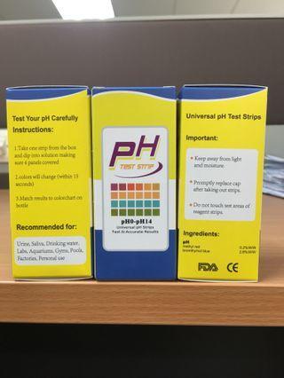 🚚 HSA Register PH Paper Alkaline Acid Indicator Meter