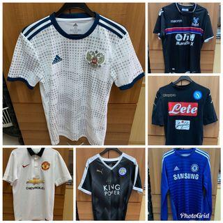 🚚 Football Jersey (6 pieces)