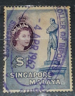 Singapore stamps (1962  APR  4 )