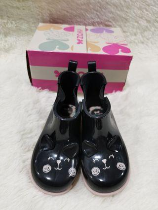 Mini Melissa Shoes Zaxy boots