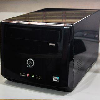 Intel Atom 330 1.60GHz, mini ITX PC