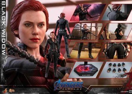 Endgame Black Widow訂單