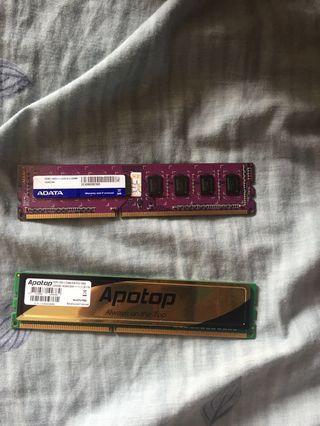 DDR3 4gd ram