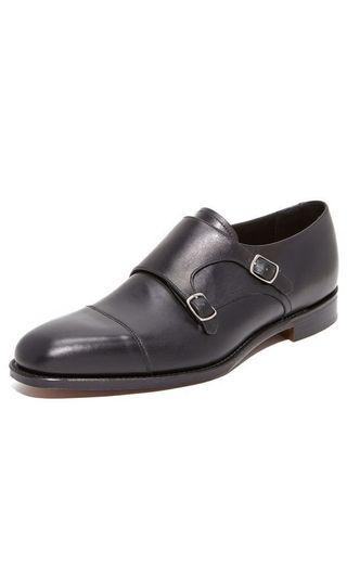 Loake 1880 Cannon Monk Strap Shoes 皮鞋