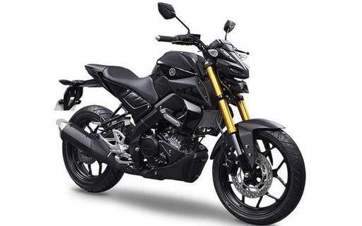 New Yamaha MT-15 2019