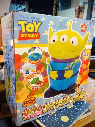 全新Disney Toy story alien三眼仔形狀食物模具 製作啫喱/朱古力/軟糖