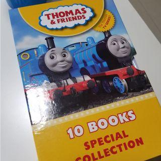 Thomas n friends 十本一套書