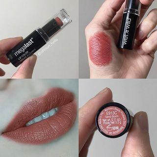Wet n Wild Lipstick #E913C