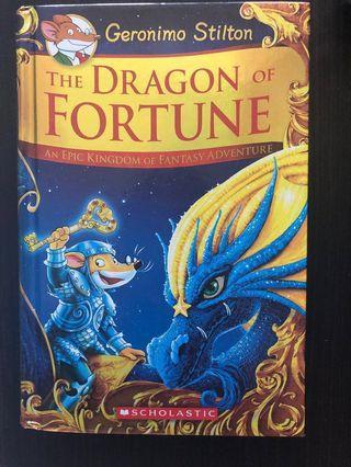 🚚 Geronimo Stilton - the dragon of fortune