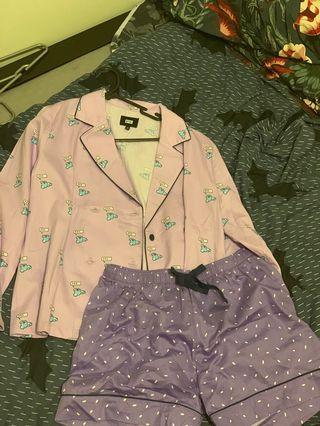 BT21 Koya Pajamas (Authentic)