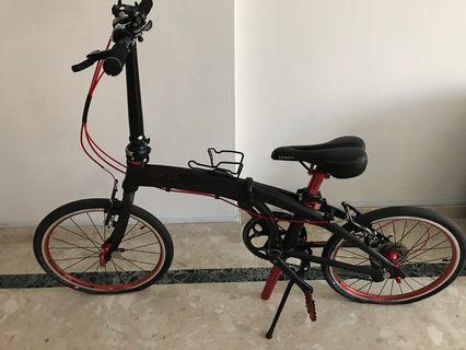 Crius Foldable Bicycle