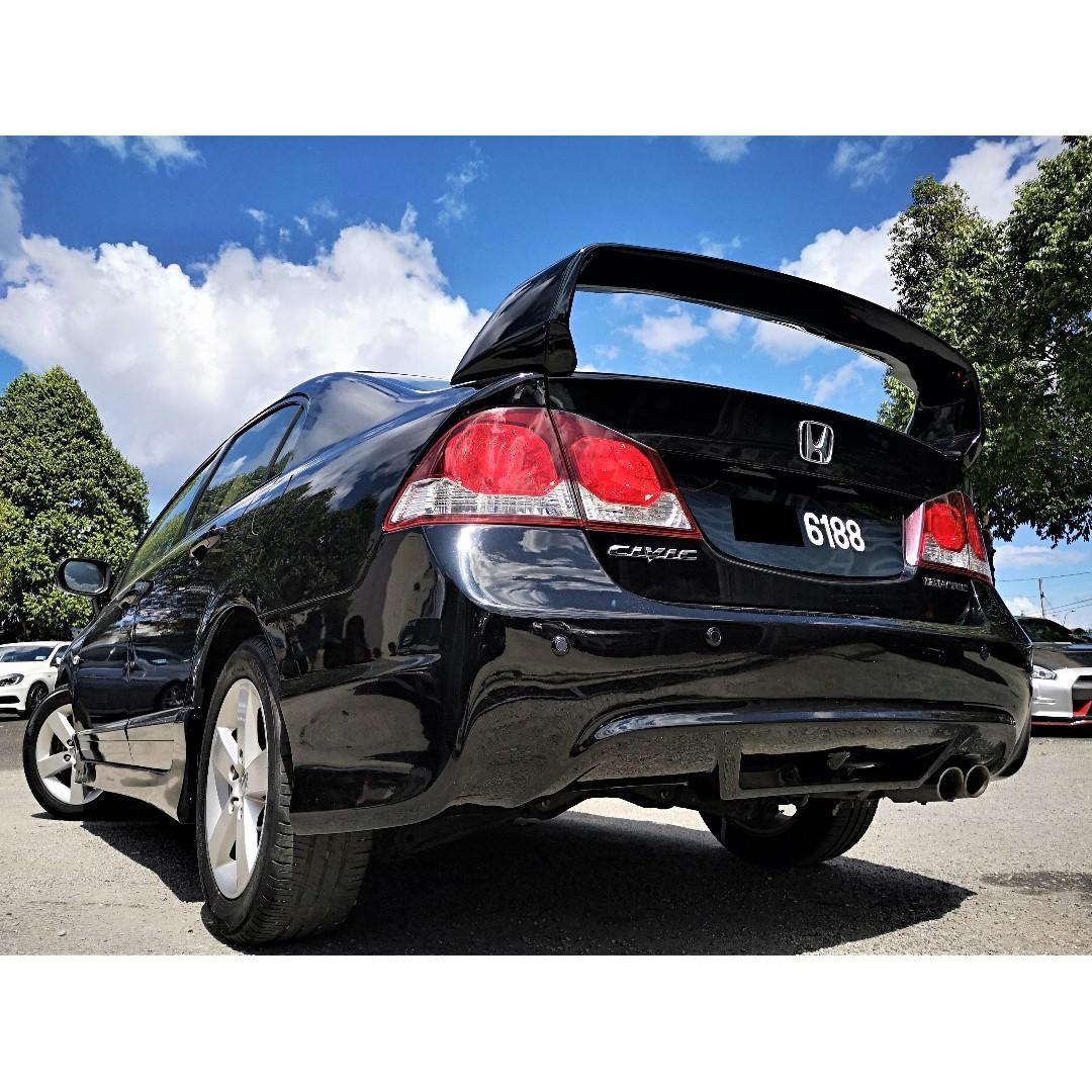 2010 Honda CIVIC 1.8 i-VTEC (A)1OWNER TYPE-R BODYKIT