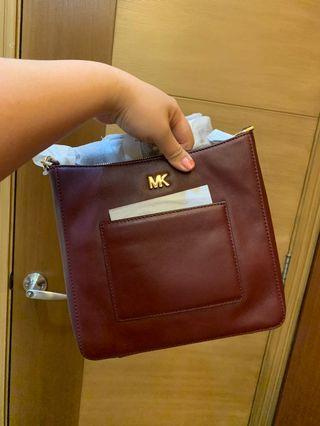 Michael Kors Gloria Messenger Bag