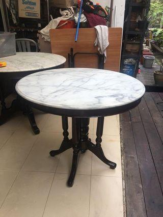 Antique Kopitiam Table