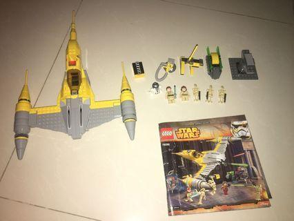 🚚 Lego Star Wars #75092