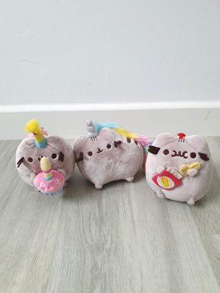 Authentic Pusheen Backpack Clip