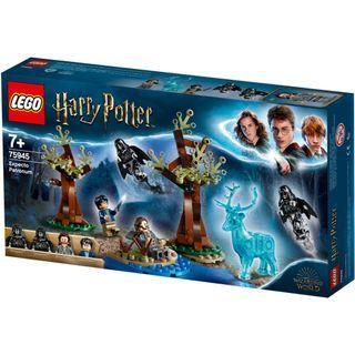 LEGO 75945 - Wizarding World : Harry Potter - Prisoner of Azkaban - Expecto Patronum (NEW)