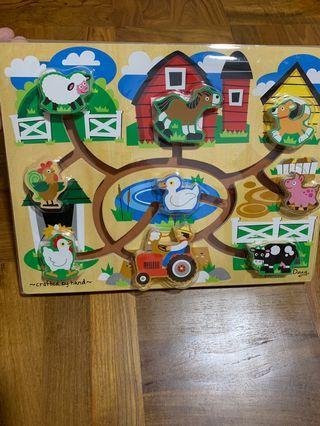 🚚 Melissa & Doug maze Puzzles