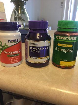 Mixed vitamins