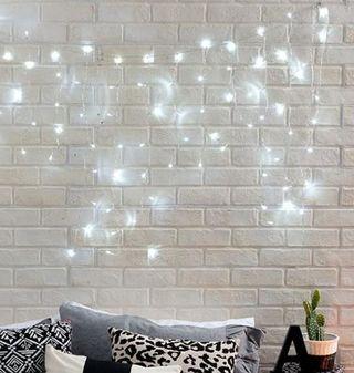 Curtain Lantern Lights