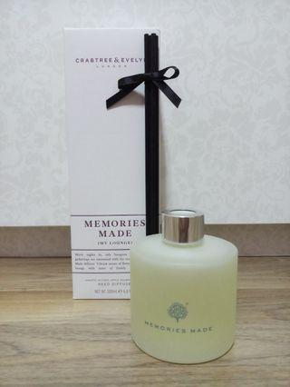 Crabtree & Evelyn 'Memories Made' Reed Diffuser