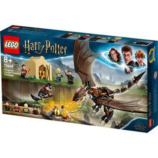 LEGO 75946 - Wizarding World : Harry Potter - Hungarian Horntail Triwizard Challenge (NEW)