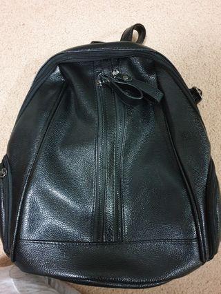 Leather backpack #SwapAU