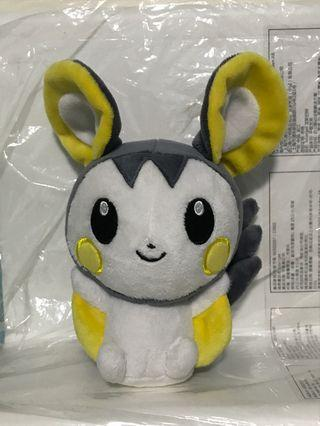 Pokemon Center 2011 pokedoll emolga Plush