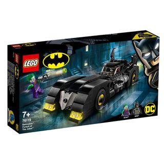 LEGO 76119:  DC SuperHeroes - Batmobile: Pursuit of The Joker (NEW)