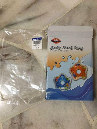Baby Neck Ring (used once for 5mins)