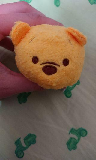 Japan Ver Disney Tsum Tsum(Winne the poo)