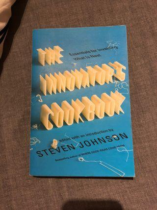 🚚 The Innovator's Cookbook - Steven Johnson