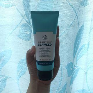 The Body Shop Seaweed Cleanser